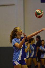 Alejandra Pérez, jugadora del CV Cuesta Piedra, convocada con la Selección