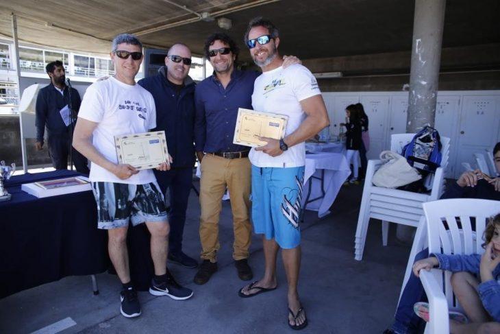 Antonio Llabrés y Daniel Arozena ganan el Trofeo Linda de Snipe