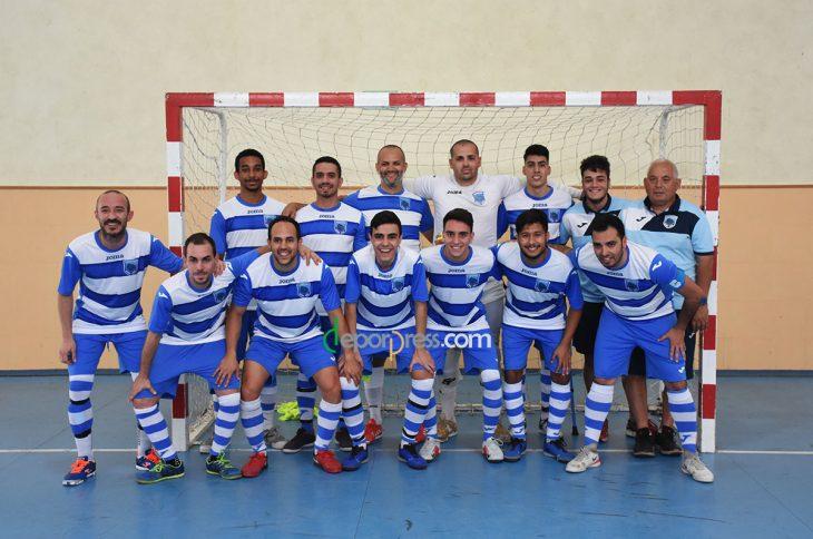 Gomera FS vuelve a proclamarse campeón