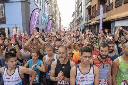 La Media Maratón Ciudad de La Laguna, empieza a calentar motores