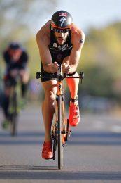 Vicente Hernández, el triatleta que no conoce límites