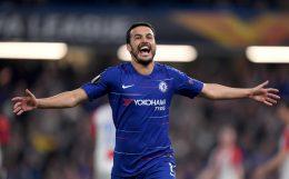 Pedro, protagonista con el Chelsea
