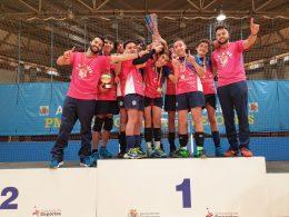 El infantil masculino se proclama Campeón de España
