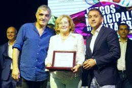 El Consistorio entrega los trofeos de los XXXIII Juegos Municipales de Santa Cruz