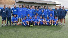 Arranca la fase de ascenso a Segunda B para los equipos canarios
