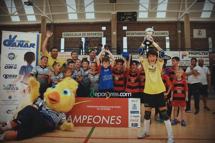Canarias conoce a sus campeones