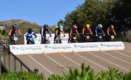 El club lagunero BMX T-Riders se cuelga 12 medallas en el Campeonato de Tenerife