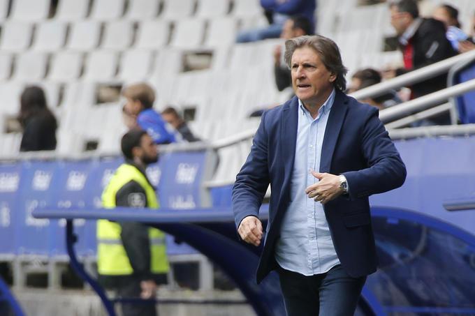 Sergio Egea: «Hay que preparar ya el partido de Tenerife»