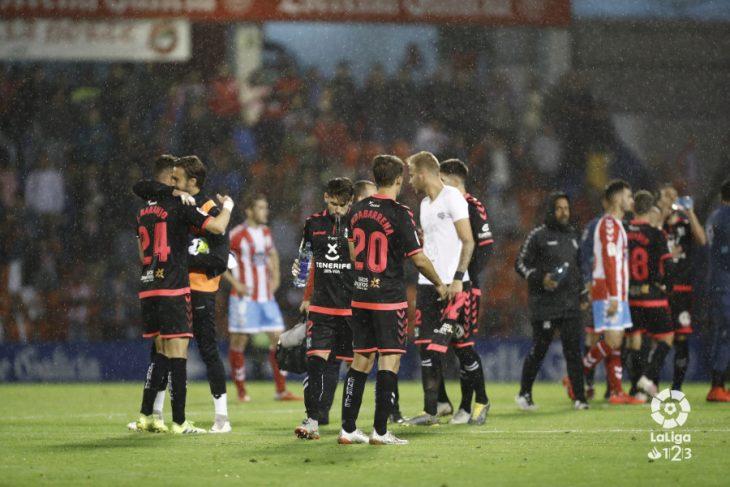 Tenerife y Lugo repiten la historia un año después