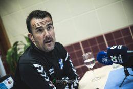 Garai: «El partido del Extremadura será diferente a lo que hemos visto»