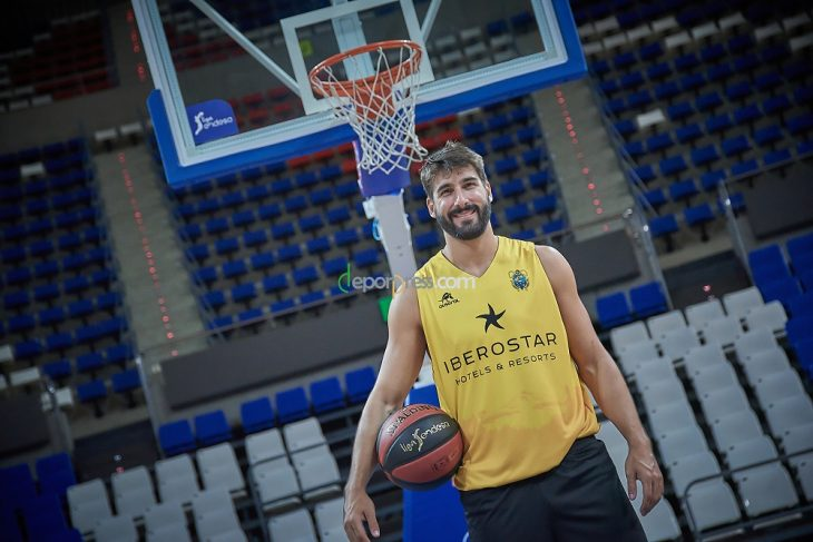 Luis Pérez: «A todos nos gusta ser protagonistas con el balón»