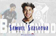 Samuel Shashoua ya está en la isla