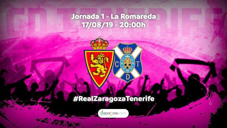 El nuevo Tenerife comienza de cero en Zaragoza