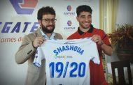 Samuel Shashoua: «Quiero marcar diferencias»