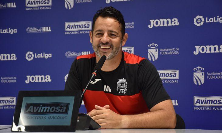 Luis Milla: «El partido del domingo es especial»
