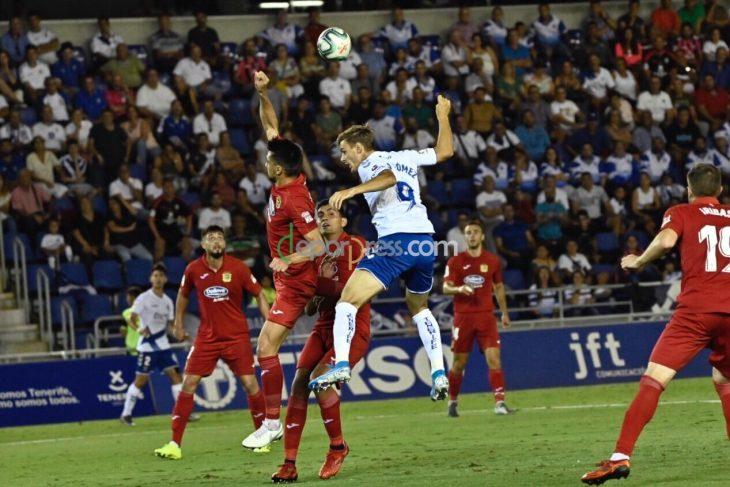 El Fuenlabrada- Tenerife podría jugarse a puerta cerrada