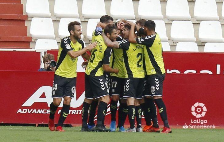 El Tenerife destroza al Albacete