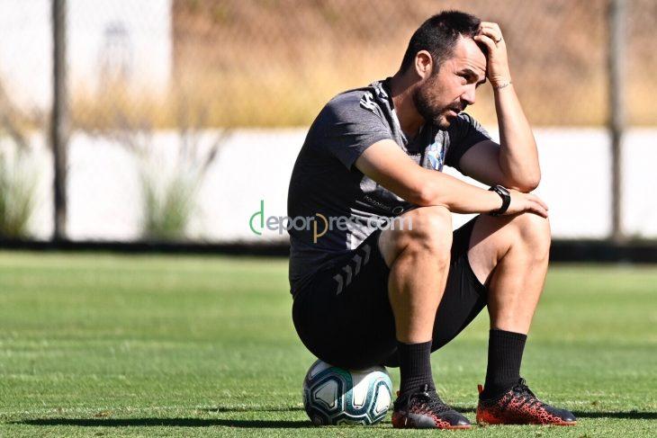 López Garai recogió los 270.000 euros por ganar al Valladolid