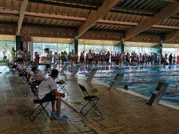 Concluye con éxito el Encuentro de Natación lagunero