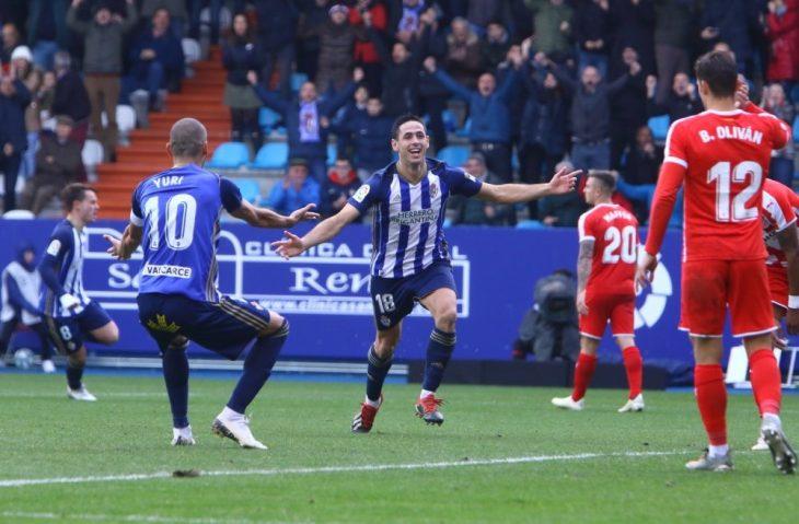 Los empates dominan el domingo en Segunda