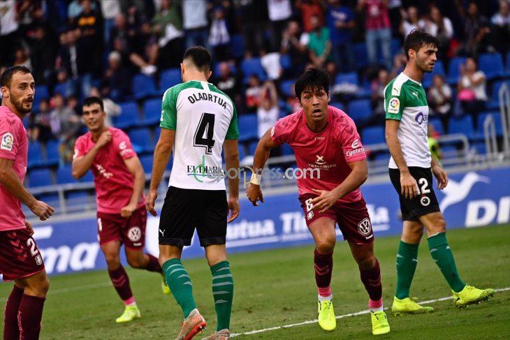 La 'mentira del gol' del Tenerife
