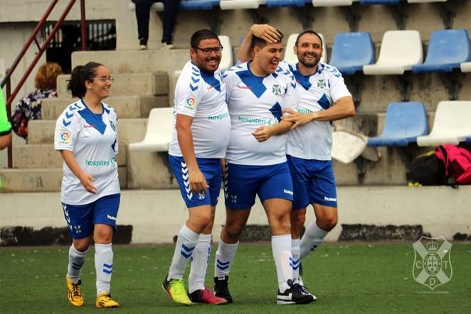 LaLiga Genuine da la bienvenida al CD Tenerife EDI