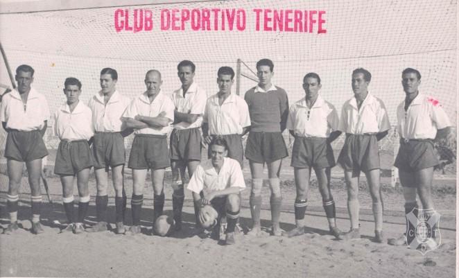 Mota celebra los 80 años de su debut como jugador blanquiazul