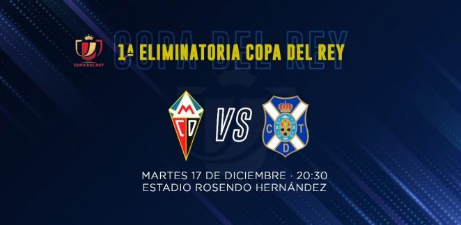 Este miércoles, presentación de la primera eliminatoria de la Copa del Rey