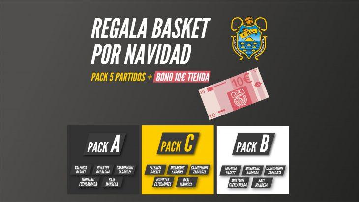 El Iberostar regala baloncesto por Navidad