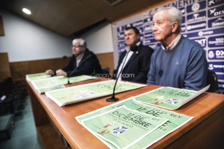 A la venta las entradas para derbi de Copa del Rey
