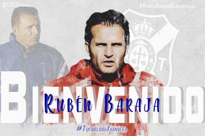 Confirmado Rubén Baraja
