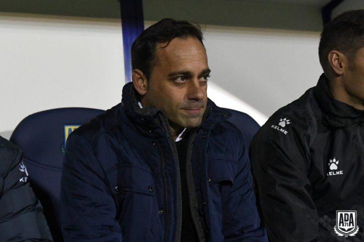 Oficial: Fran Fernández ya es entrenador del CD Tenerife