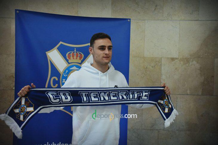 El Tenerife tendrá que pagar 100.000 euros extras al Zaragoza por Lasure