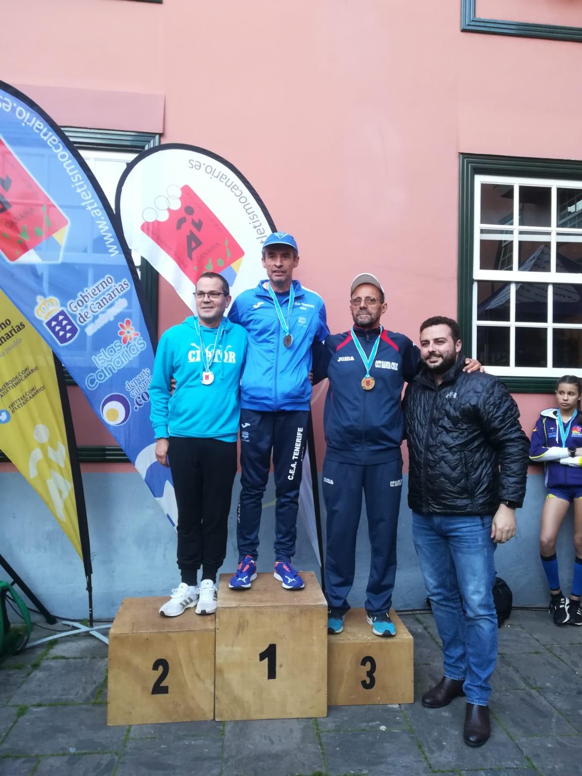 El Campeonato de Canarias conoce a sus vencedores en La Laguna