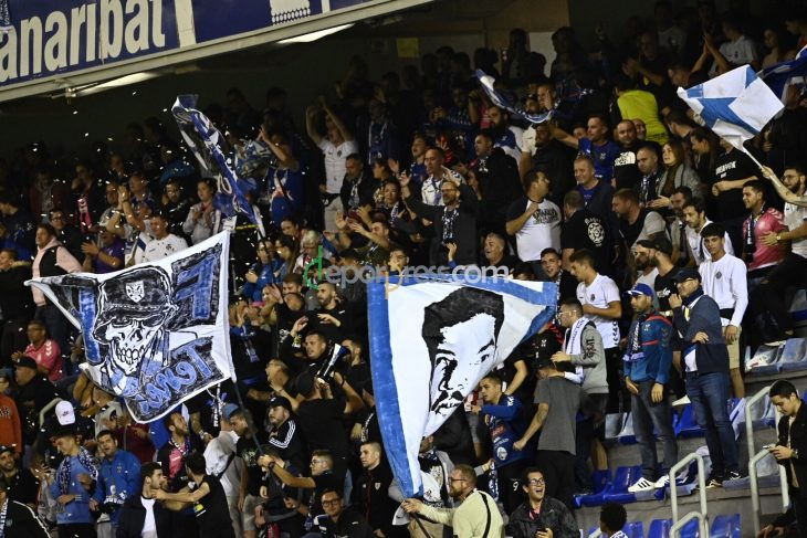Media Segunda División mira hacia Canarias