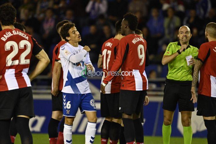 El Tenerife 'se equivocó' de Copa