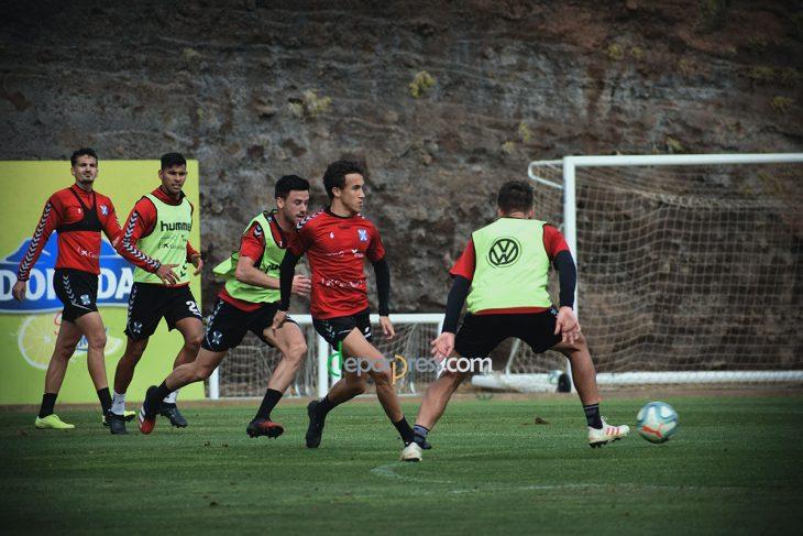 El Tenerife ya tiene protocolo de vuelta a los entrenamientos