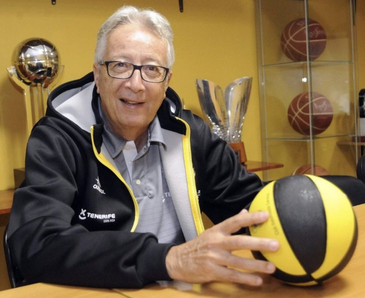 José Carlos Hernández Rizo, reconocido con el premio 'Leyenda Deportiva'