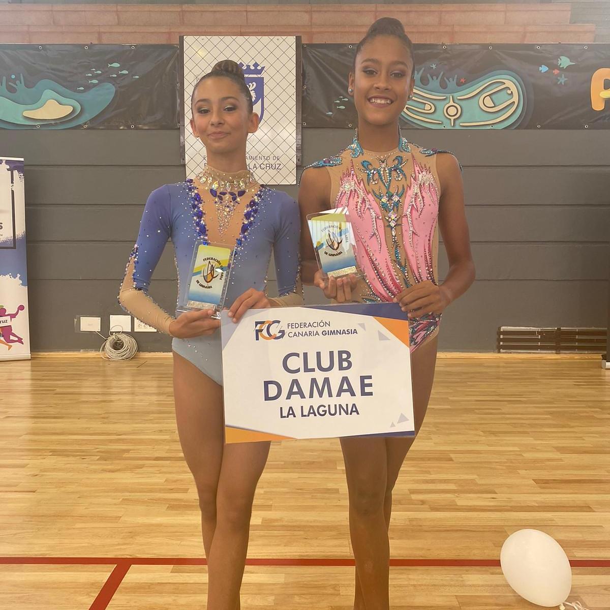 El Club GR Damae consigue dos preseas en el Regional