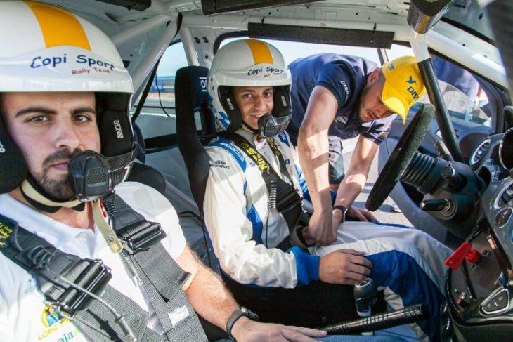 DISA Copi Sport apuesta por el Campeonato Autónomico de Rallyes