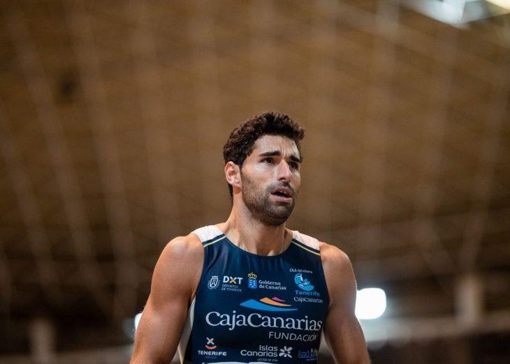 Samuel García, campeón del World Athletics Indoor Tour y mejor marca española del año
