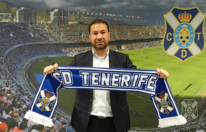 Oficial: Juan Carlos Cordero ya es director deportivo del club
