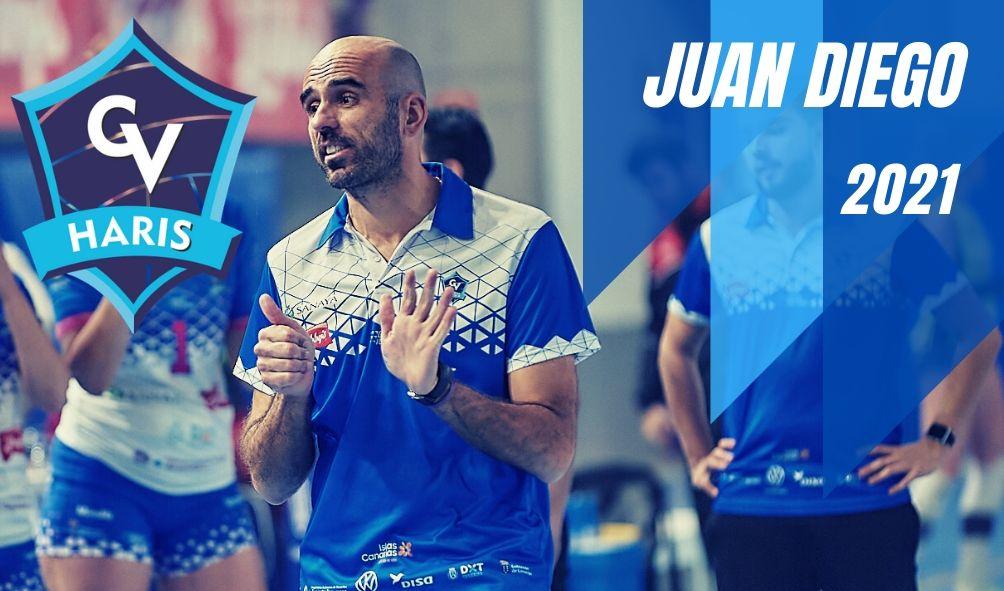 Juan Diego García continúa como técnico del Sanaya Libby's