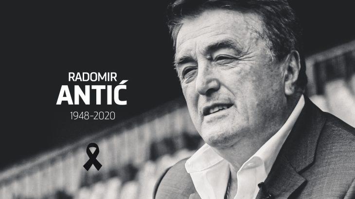 Radomir Antic muere a los 71 años