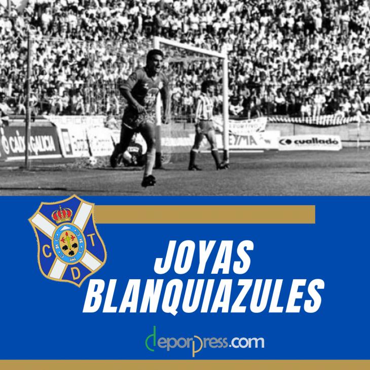 Treinta años del gol que abrió la década prodigiosa del Tenerife