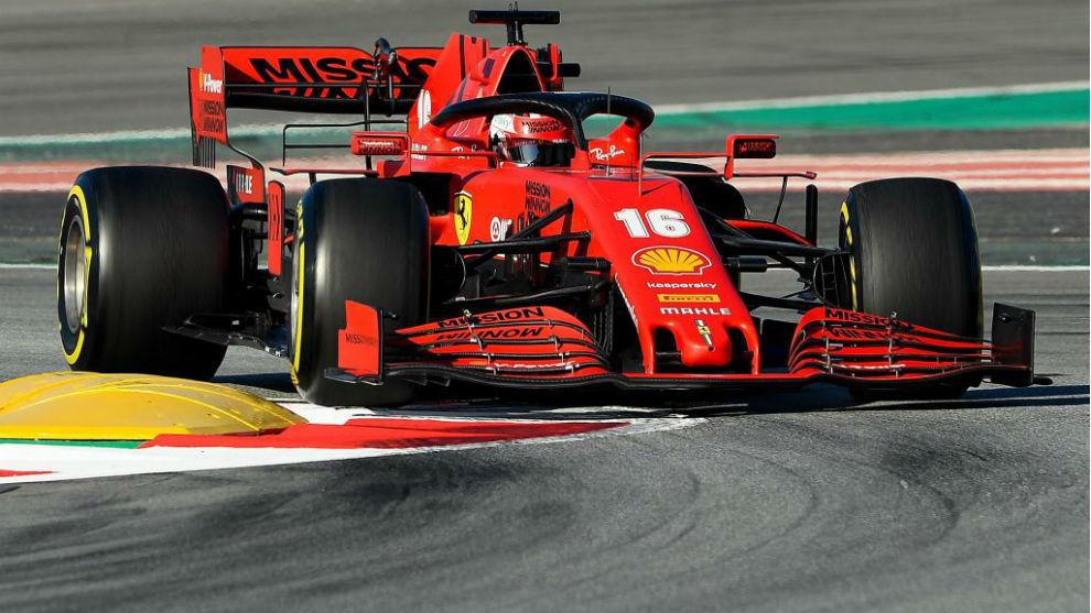 Sainz, sustituto de Vettel en Ferrari