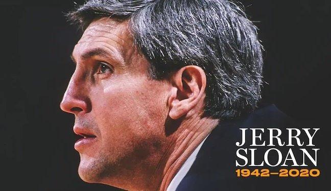 El baloncesto llora la pérdida de Jerry Sloan