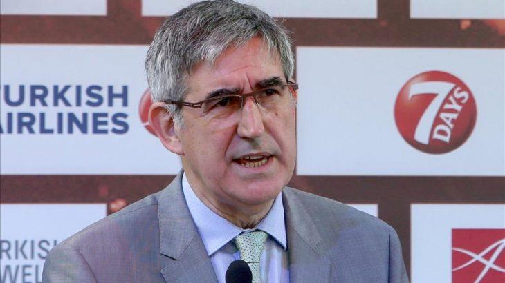 Jordi Bertomeu, director ejecutivo de la Euroliga de Baloncesto (@Euroleague).