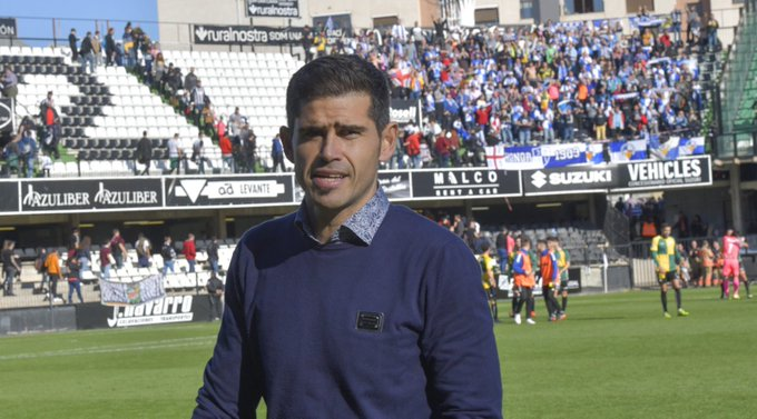 Antonio Hidalgo:
