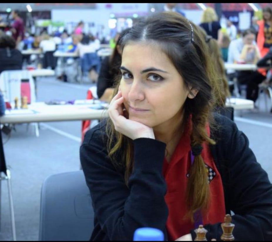 La Laguna recibe a la gran maestra internacional Ana Matnaze